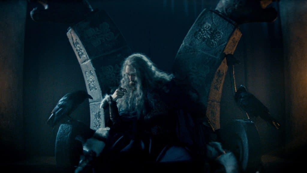 Valhalla, Asbjørn Krogh Nissen, Odin,