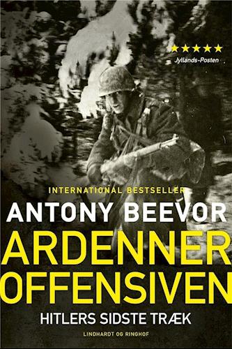 Antony Beevor, Ardenner-offensiven, ardenneroffensiven