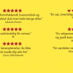 L&R-forfatter udvalgt til Danmark Læser