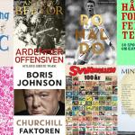 Efterår 2015: Fagbøger og biografier fra L&R