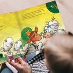 Kom godt i gang med godnatlæsning for dit lille barn. Lækre bøger til de 0-2-årige