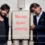 Brødrene Madsen: Min kat stjæler undertøj