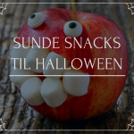 Halloween: Sunde snacks