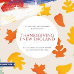 Det traditionelle thanksgivingmåltid fra New England