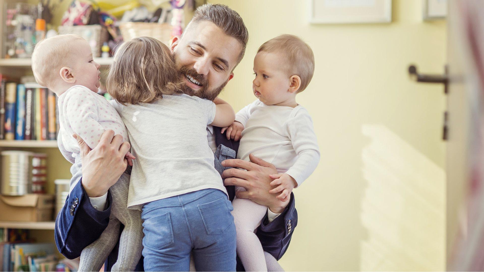 fædre er bedre end mødre