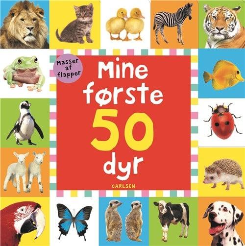 Mine første 50 dyr