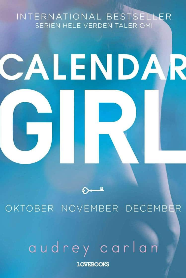 Calendar Girl, Audrey Carlan