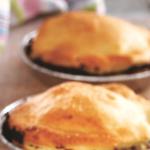 Flyttehjemmefrakogebogen: Mini-mangotærte