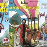 Hr. Skæg præsenterer: Bøger med Hr. Skæg