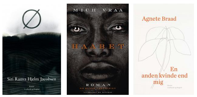 nye danske bøger 2016