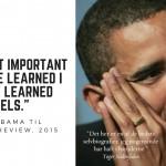 Fra Hemingway til Lauren Groff: Obamas yndlingsbøger