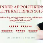 Merete Pryds Helle vinder af Politikens Litteraturpris 2016