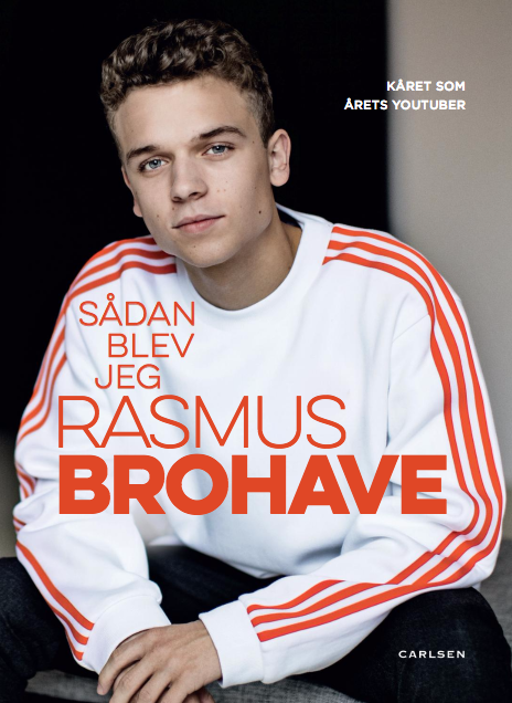 Orlaprisen, orlaprisen 2017, Rasmus Brohave, Sådan blev jeg Rasmus Brohave, YouTube, sommerferielæsning