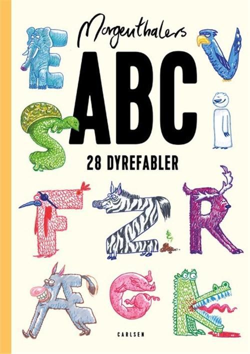 Morgenthalers ABC, abc, første skoledag, skolestart, nulte, anders morgenthaler