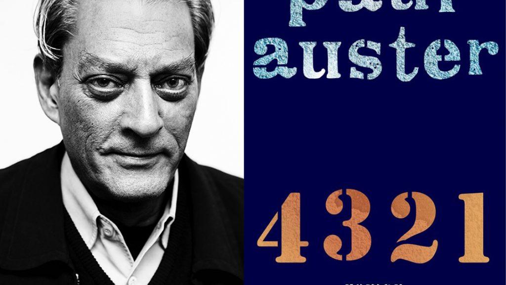 Paul Auster roman 4 3 2 1