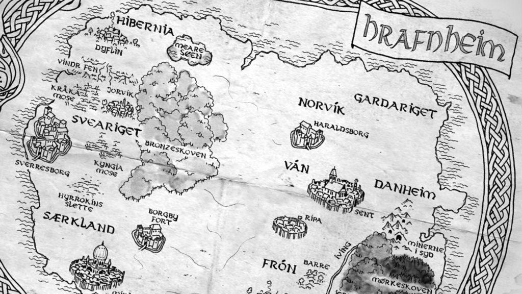 ravnenes hvisken, Malene Sølvsten, fantasy, fantasy-bøger