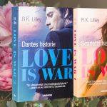 Er du klar til at binge-læse LOVE IS WAR?