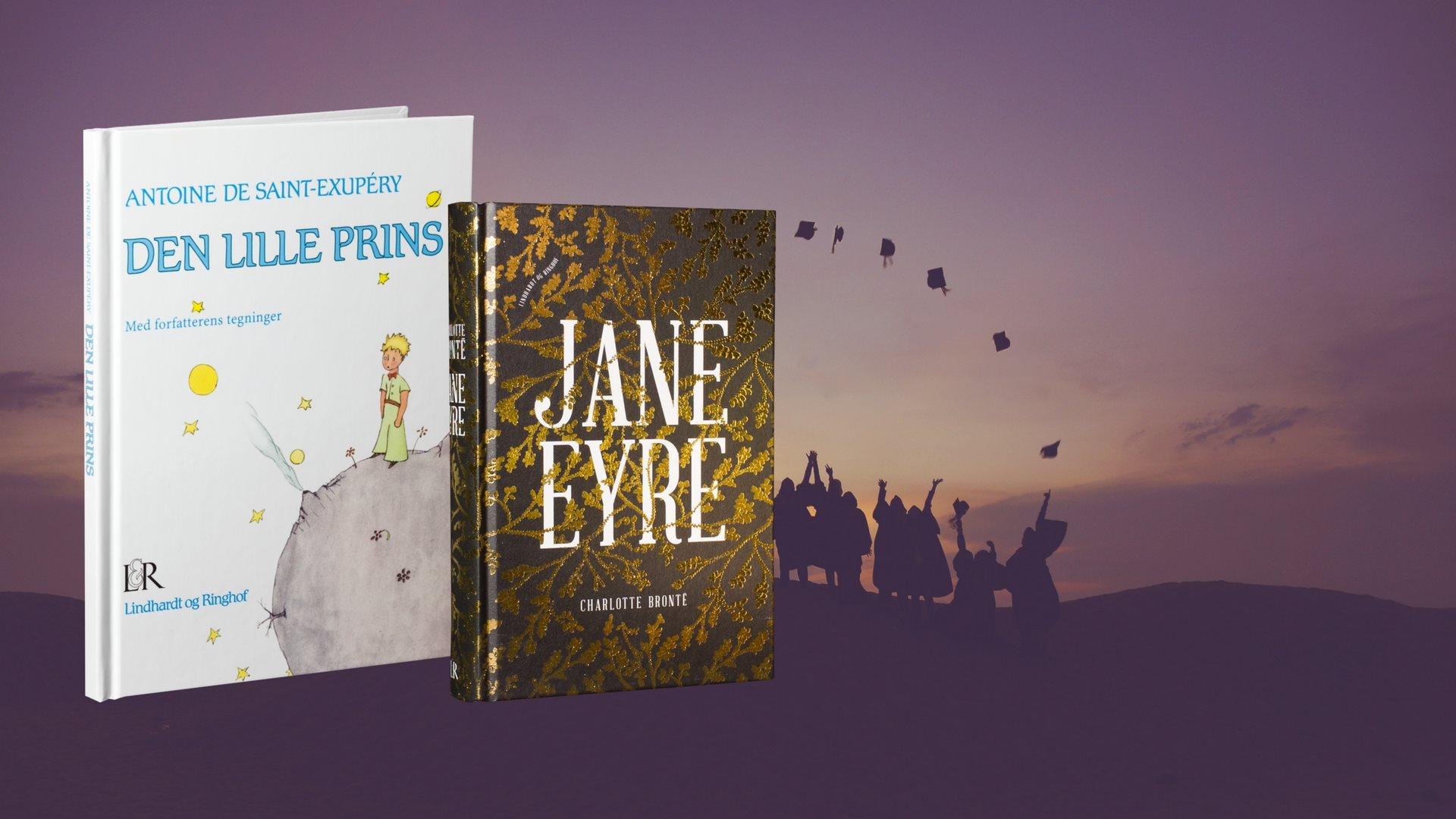 bøger til studenten