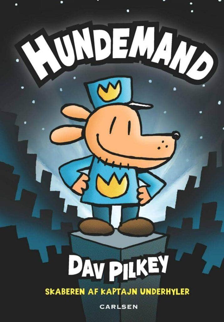 Hundemand, Dav Pilkey, Kaptajn Underhyler