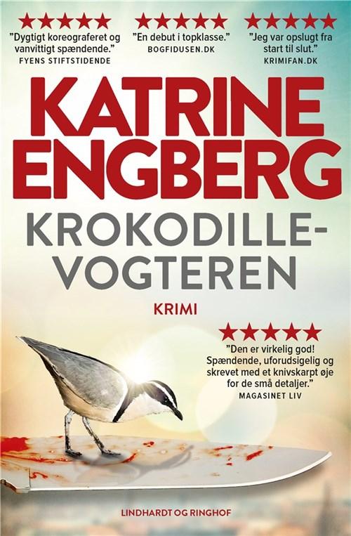 Krokodillevogteren, bøger med et dyr i titlen eller på forsiden