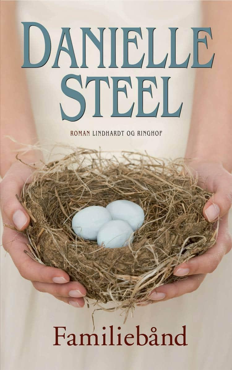 Danielle Steel, Familiebånd, kærlighedsroman, kærlighedsromaner