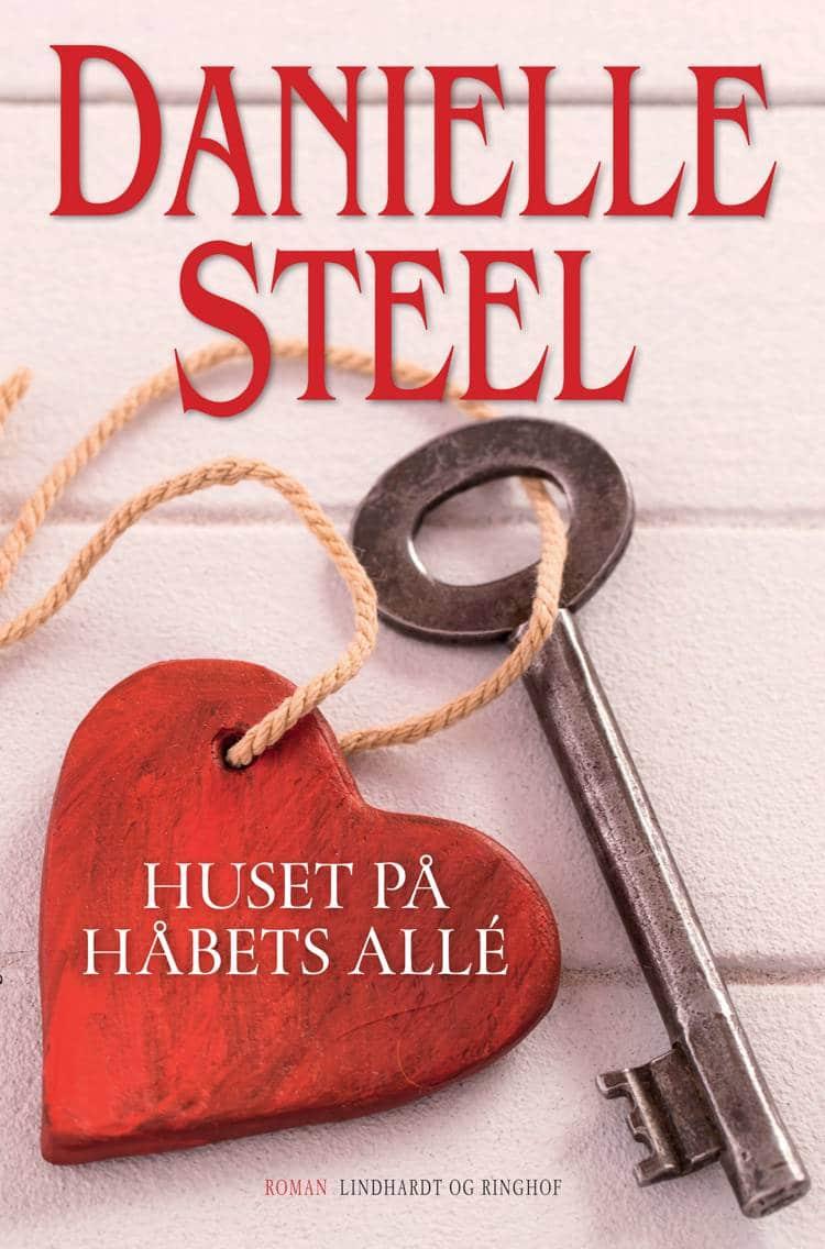 Huset på Håbets Allé, Danielle Steel, kærlighedsroman, kærlighedsromaner