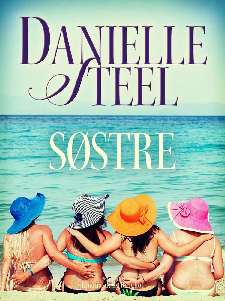 Søstre, Danielle Steel, kærlighedsroman, kærlighedsromaner