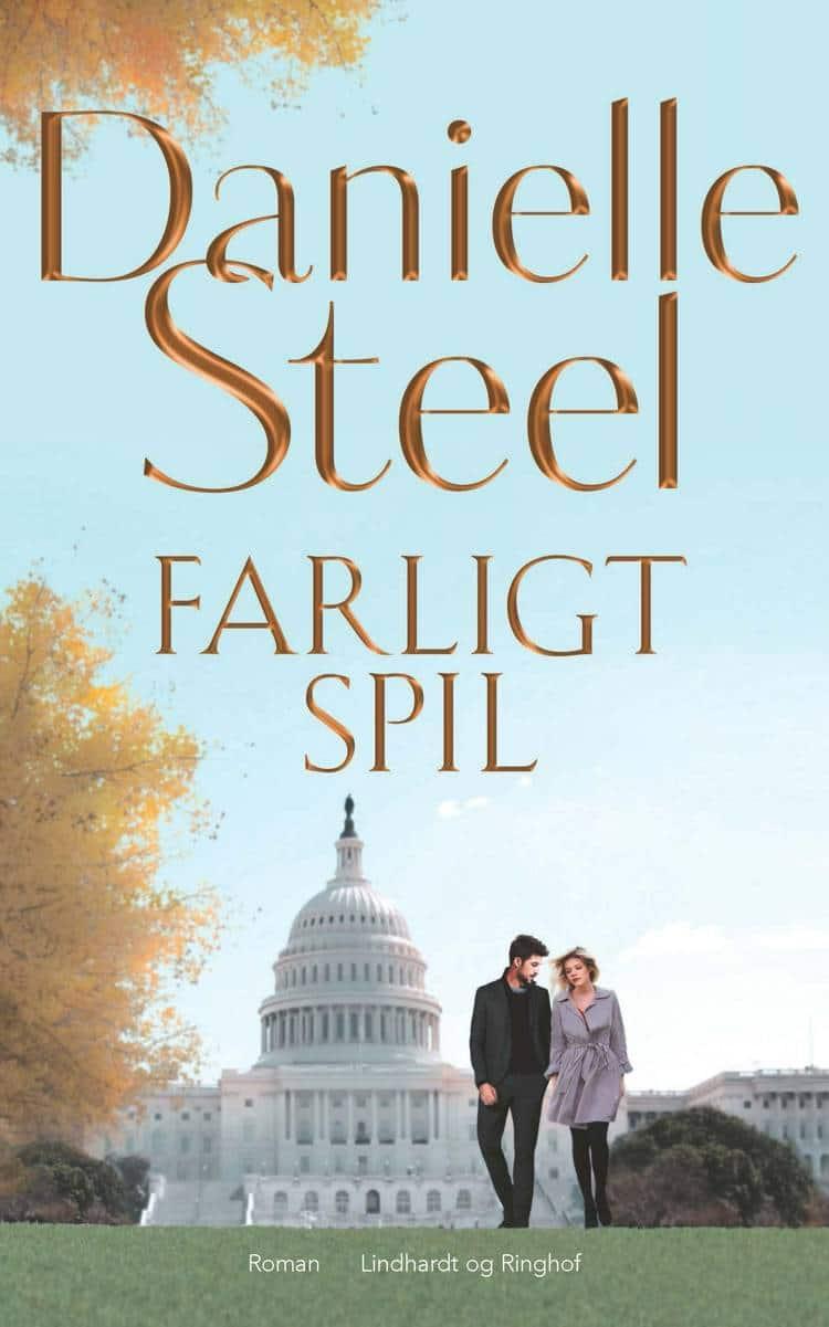 Farligt spil, Danielle Steel, kærlighedsroman, kærlighedsromaner