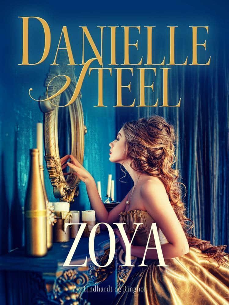 Zoya, Danielle Steel, kærlighedsroman, kærlighedsromaner