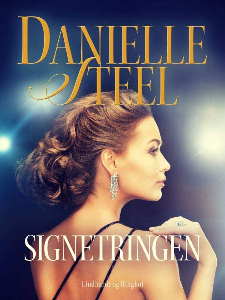 Signetringen, danielle steel, kærlighedsroman, kærlighedsromaner