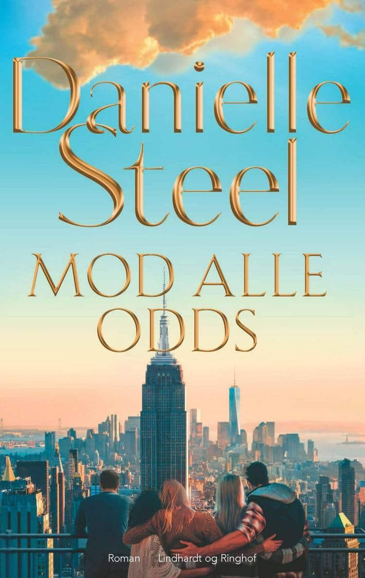 Danielle Steel, mod alle odds, kærlighedsroman, kærlighedsromaner