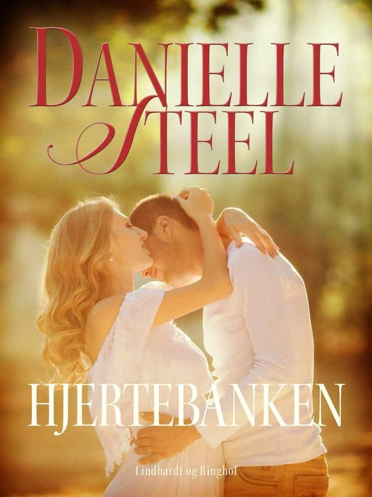 Hjertebanken, Danielle Steel, kærlighedsroman, kærlighedsromaner