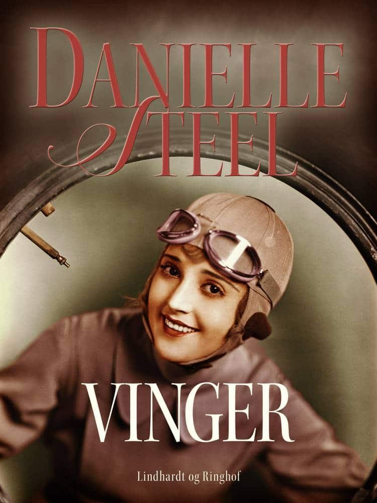 Vinger, Danielle Steel, kærlighedsroman, kærlighedsromaner