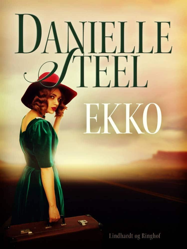 Ekko, Danielle Steel, kærlighedsroman, kærlighedsromaner