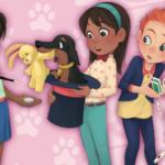 Mød Anna, Banana – en skøn serie til de 6-9-årige