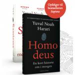 Derfor SKAL du læse Sapiens og Homo deus
