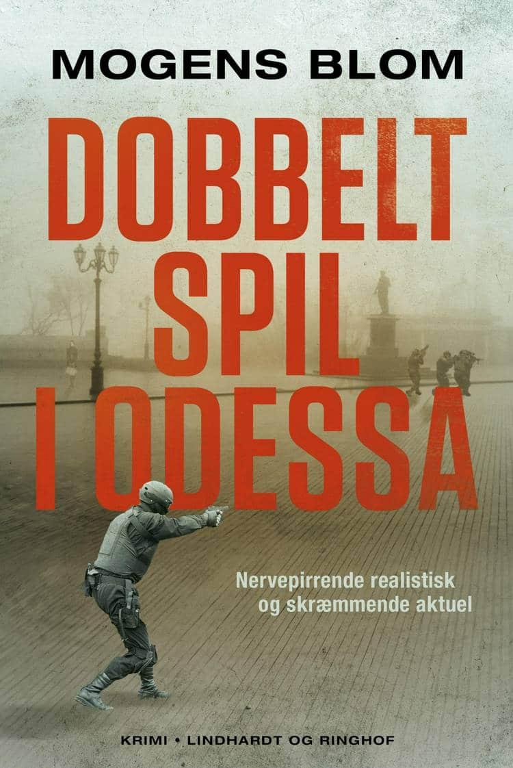 Dobbeltspil i Odessa, Mogens Blom, Maiken Tarp