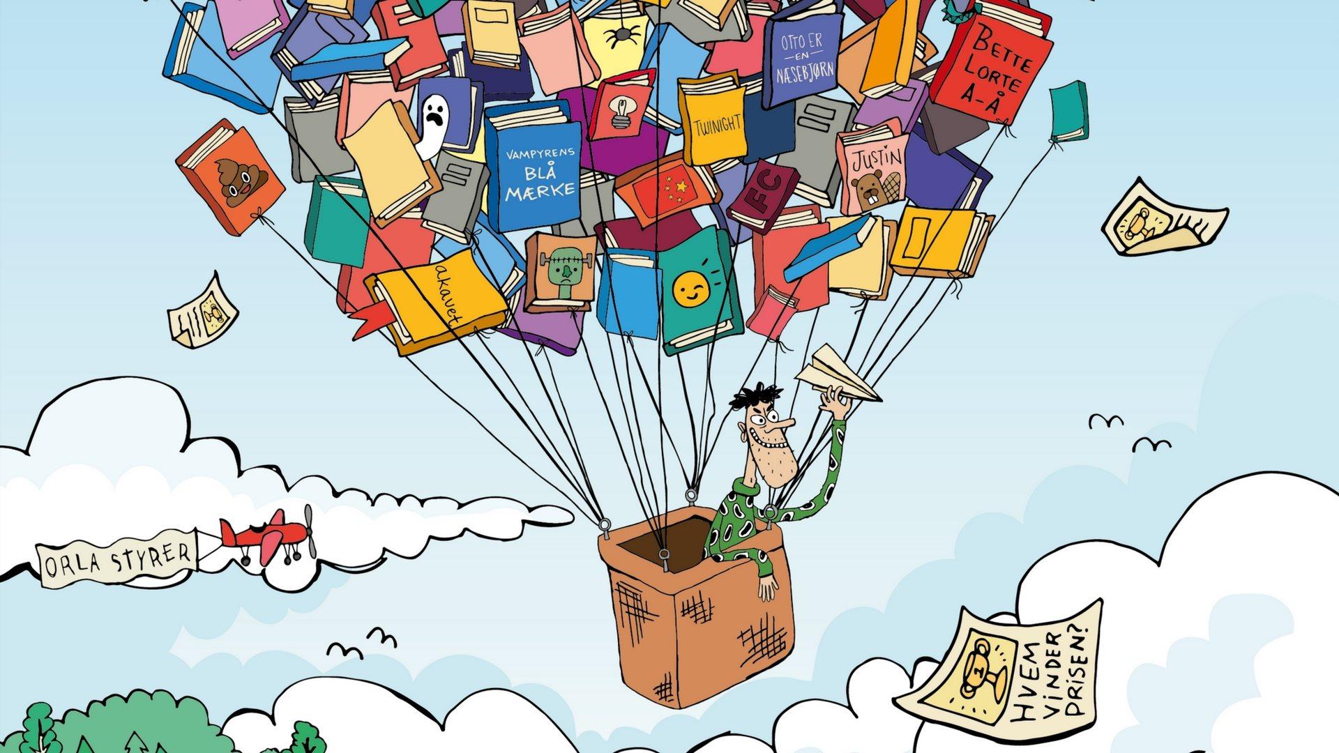 Orlaprisen 2017, orlaprisen, børnebøger