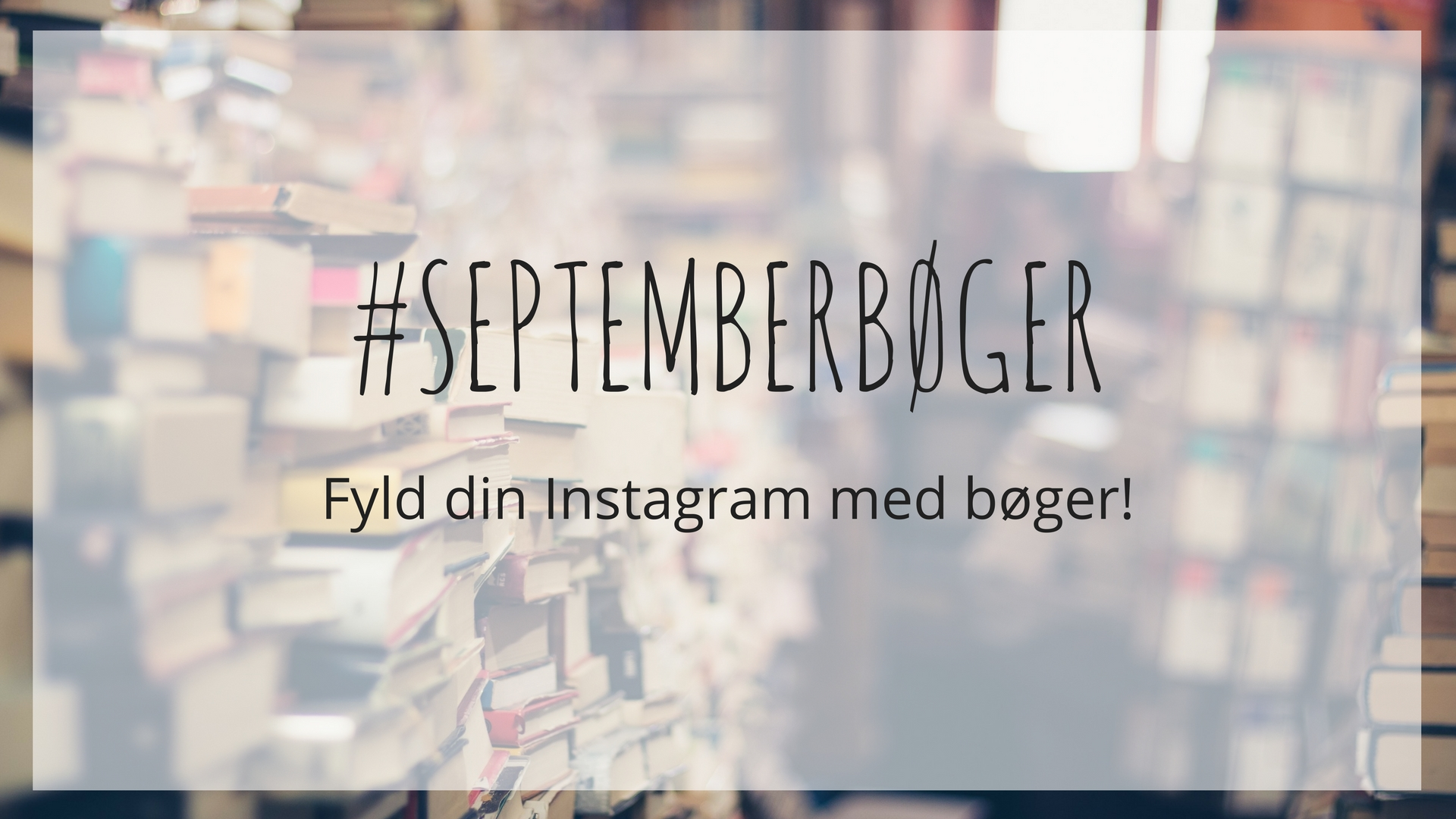 septemberbøger social media instagram bookstagram