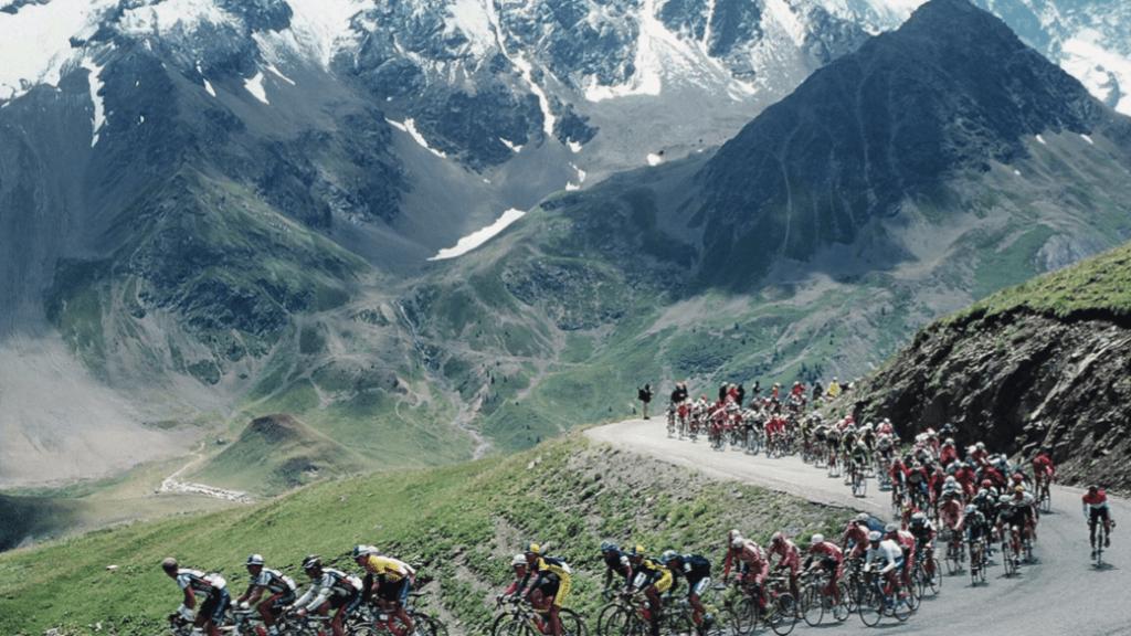 Bogen om Tour de France