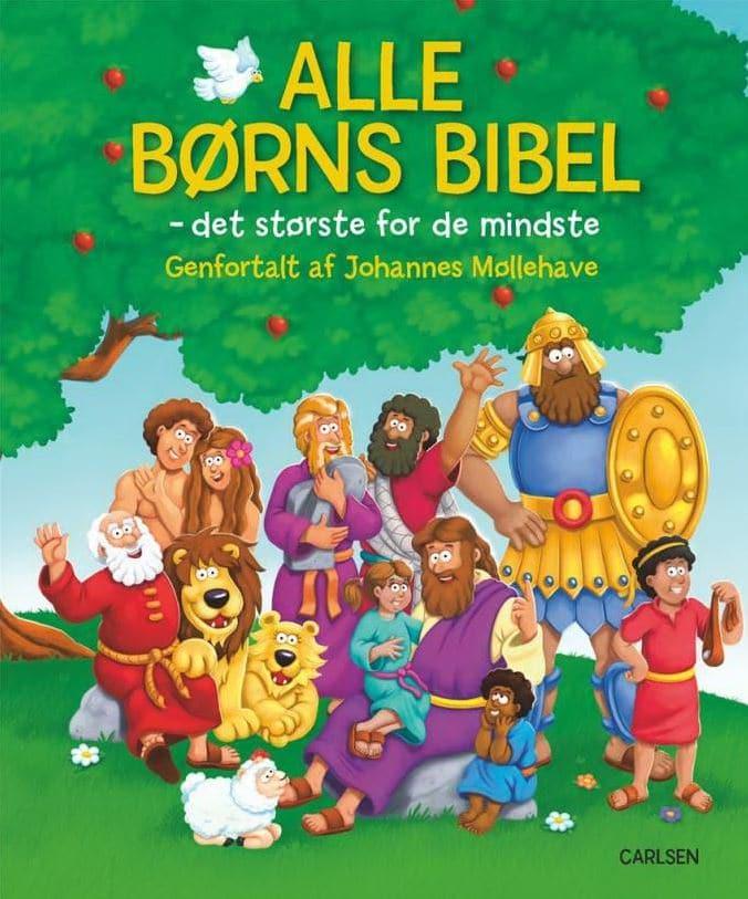 Alle børns bibel, børnebibel, Johannes Møllehave,