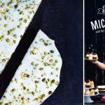 Mickis kager: Citronmåne med marcipan og masser af citron