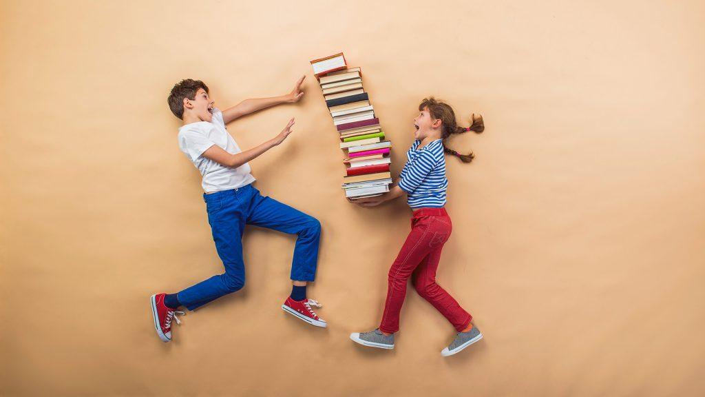 Til kamp for den alsidige børnelitteratur