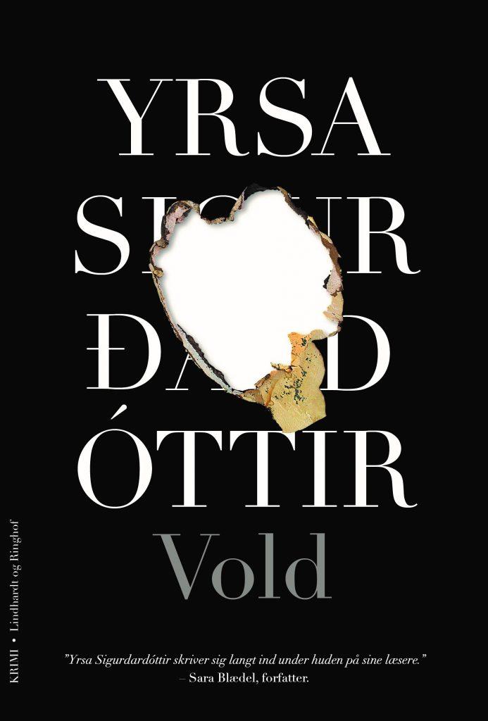 Vold, Yrsa sigurdardottir, Yrsa Sigurðardóttir, krimi, islandsk krimi,