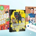 Carlsens julegaveguide: Fantastiske bøger til din 9-12-årige