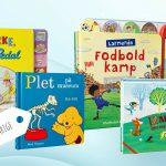 Carlsens julegaveguide: Skønne bøger til din 0-3-årige