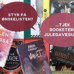 BOOKSTERS julegaveguide: YA-favoritter og inspiration til din ønskeliste