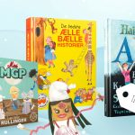 Carlsens julegaveguide: Geniale bøger til din 3-5-årige