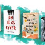 CarlsenPuls: YA-bøger du skal glæde dig til i 2018!