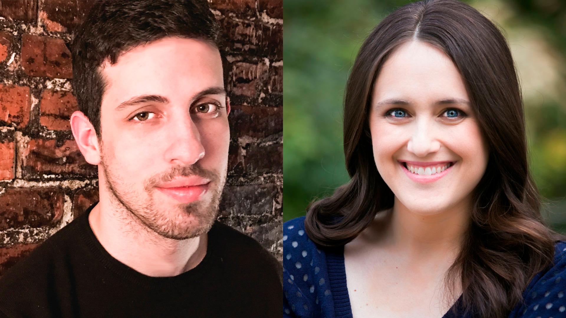 Becky Albertalli og Adam Silvera udgiver fælles YA-roman på CarlsenPuls